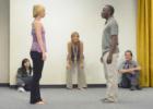 Production Photo 5: Circle Mirror