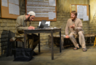 The Invisible Hand production photo 6