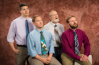 """Straight White Men"" publicity photo 2"