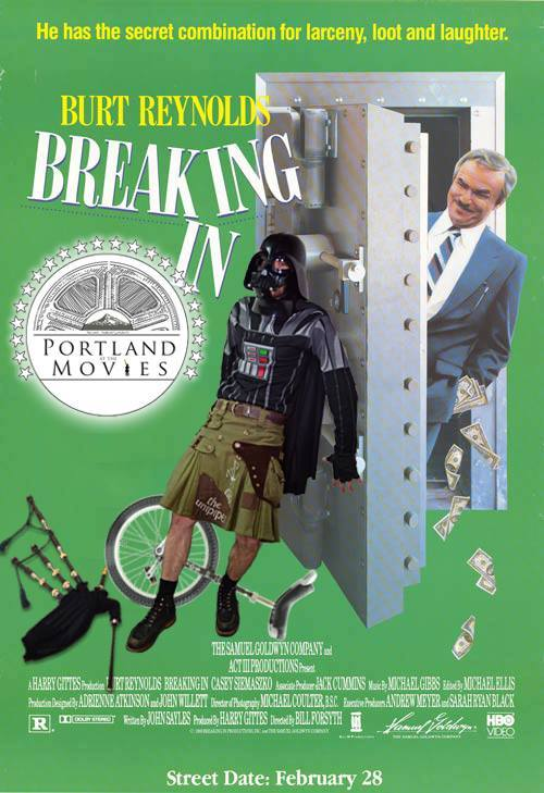 "Ep #5: ""Breaking In"" (1989)"