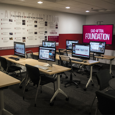 Computer Lab - Photo by Jacob Kauffman