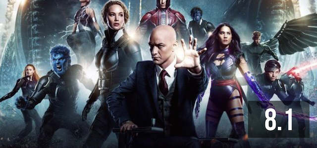 """X-Men: Apocalypse"" bei BAG"
