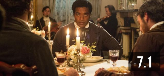 """12 Years a Slave"" bei BAG"