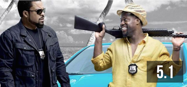"""Ride Along 2"" bei BAG"