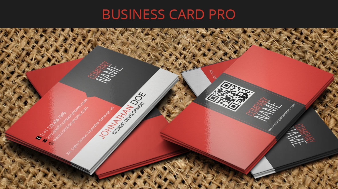 Businesscard - Pro - Logos & Graphics