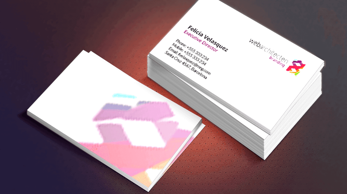 Corporate - Business Card - Architect - Logos & Graphics
