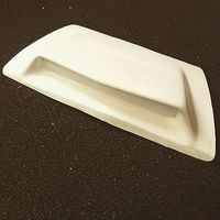 Ford hood scoop 1