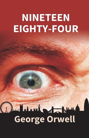 nineteen eighty four george orwell George orwell, nineteen eighty-four, and the language of dystopia george orwell, who was born on the 25th of june, 1903, has never really fallen out favour with the reading public, but all the same his work is enjoying renewed interest at the moment.