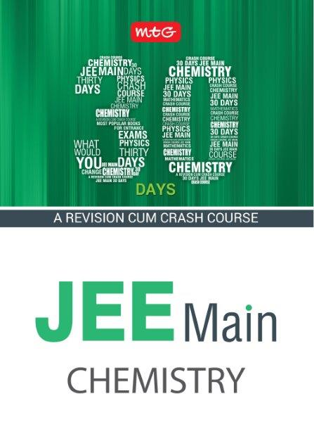 30 Days JEE main Chemistry - 30 Days Crash Course