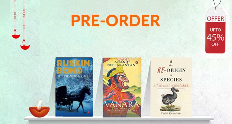 Pre Order Books