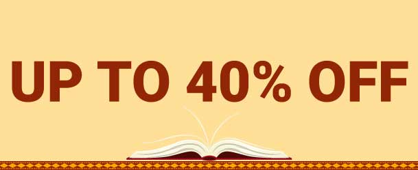 books upto 40%