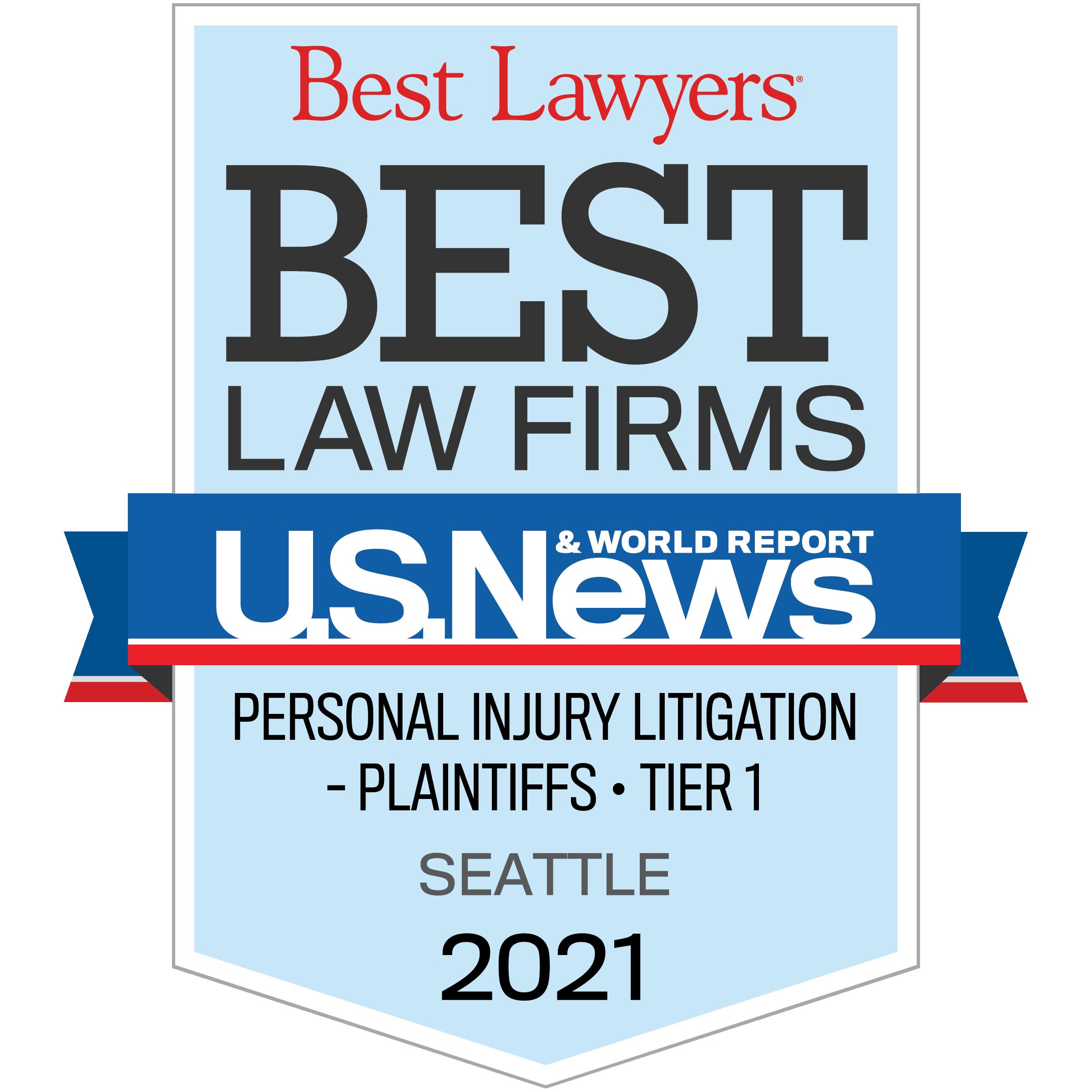 Best Lawyers - US News 2021