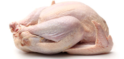 Raw Turkey Salmonella Outbreak