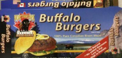Buffalo Burgers sicken 21 in 7 States