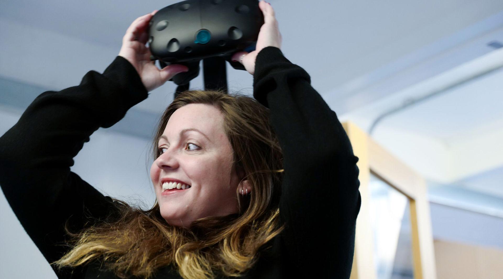Virtual Reality Reaches Cornwall