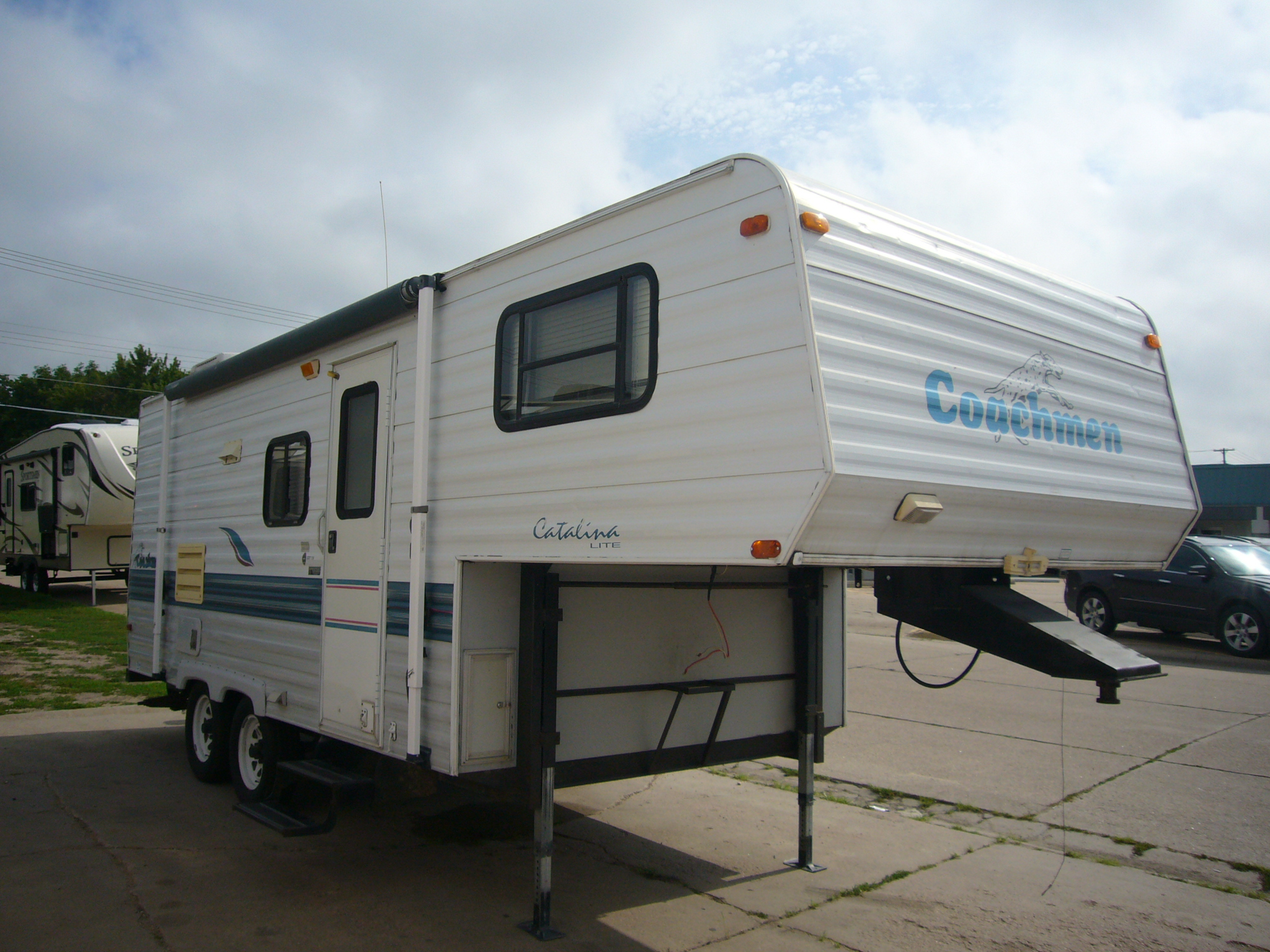 Used Ultra Lite Travel Trailers For Sale Iowa