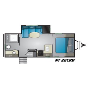 2021 North Trail 22CRB picture 1