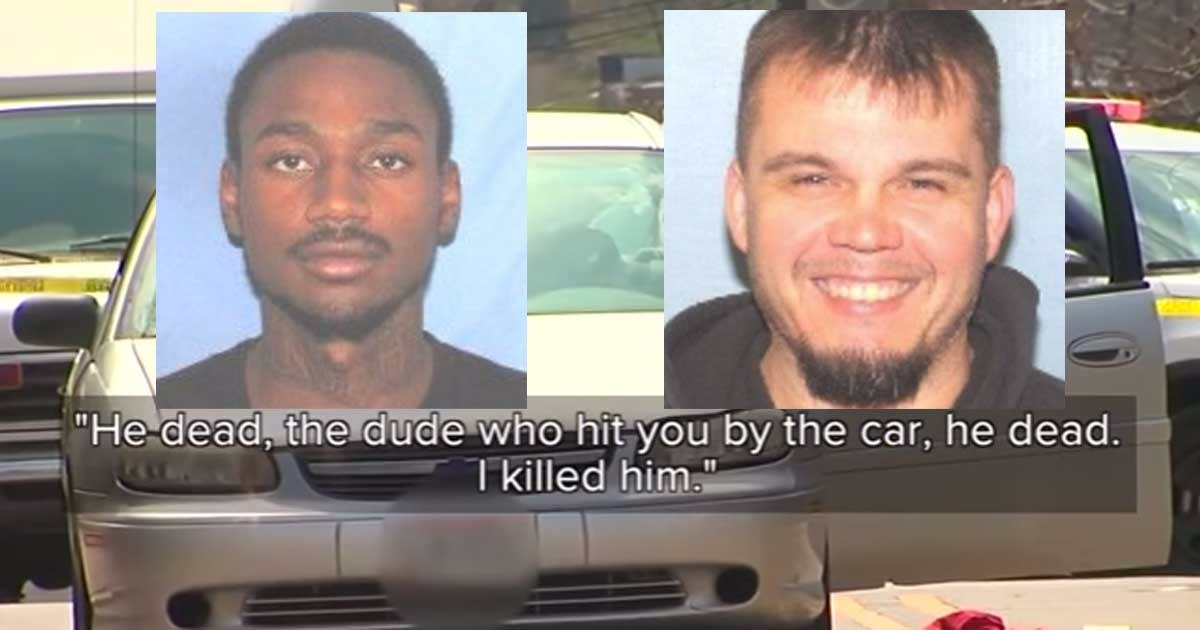 Jamie Urton Executed In The Street As He Begged For Mercy, Suspect Deonte Baber On The Loose