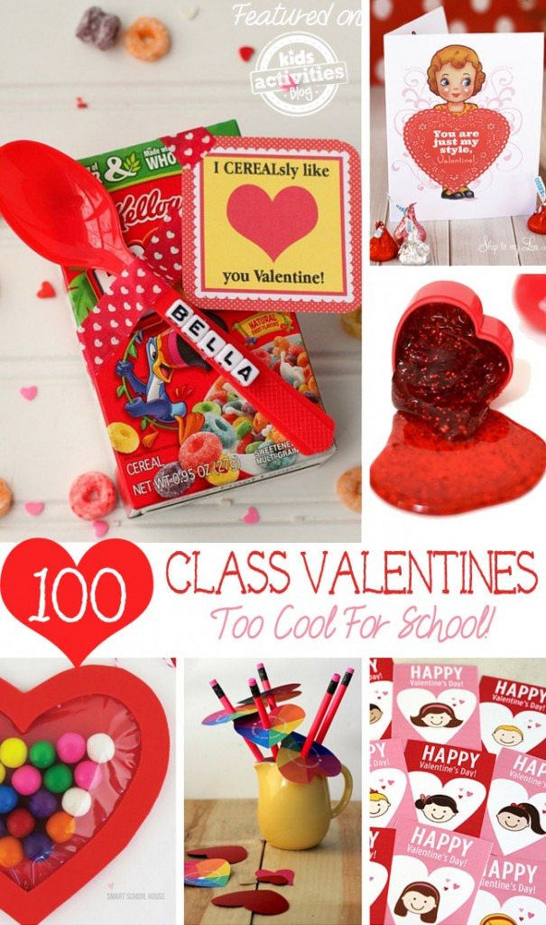 We Even Have Free Printable Valentineu0027s Day Cards For You To Download Too!