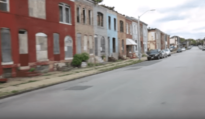 What Has Made Baltimore So Heartless?