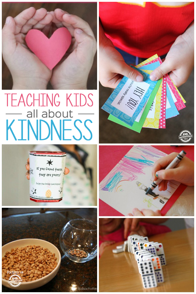 Crafts Kids Can Do Which Teach Kindness