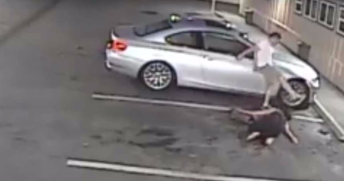 Video Shows Domestic Violence Victim Knocked Out By Abuser, Dorian Chavez Anguiano