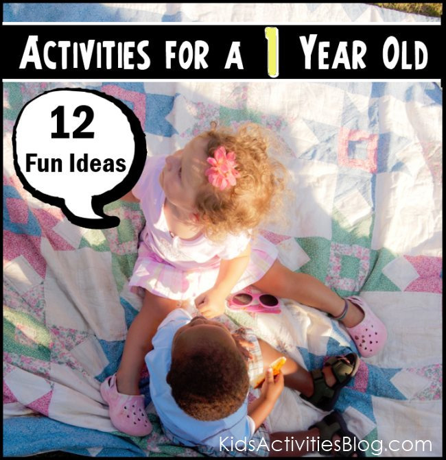 Worksheets For 1 Year Olds : Amazing activities for a year old kids