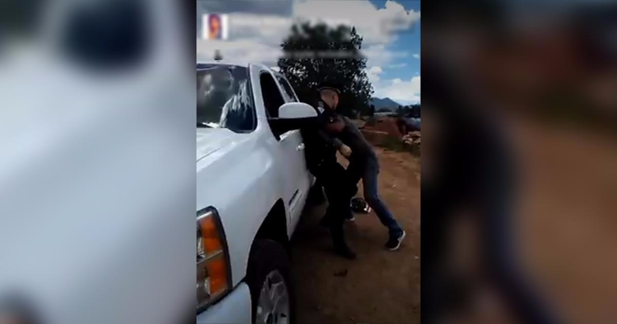VIDEO: Girl Releases Video of Father's 'Wrongful Arrest'