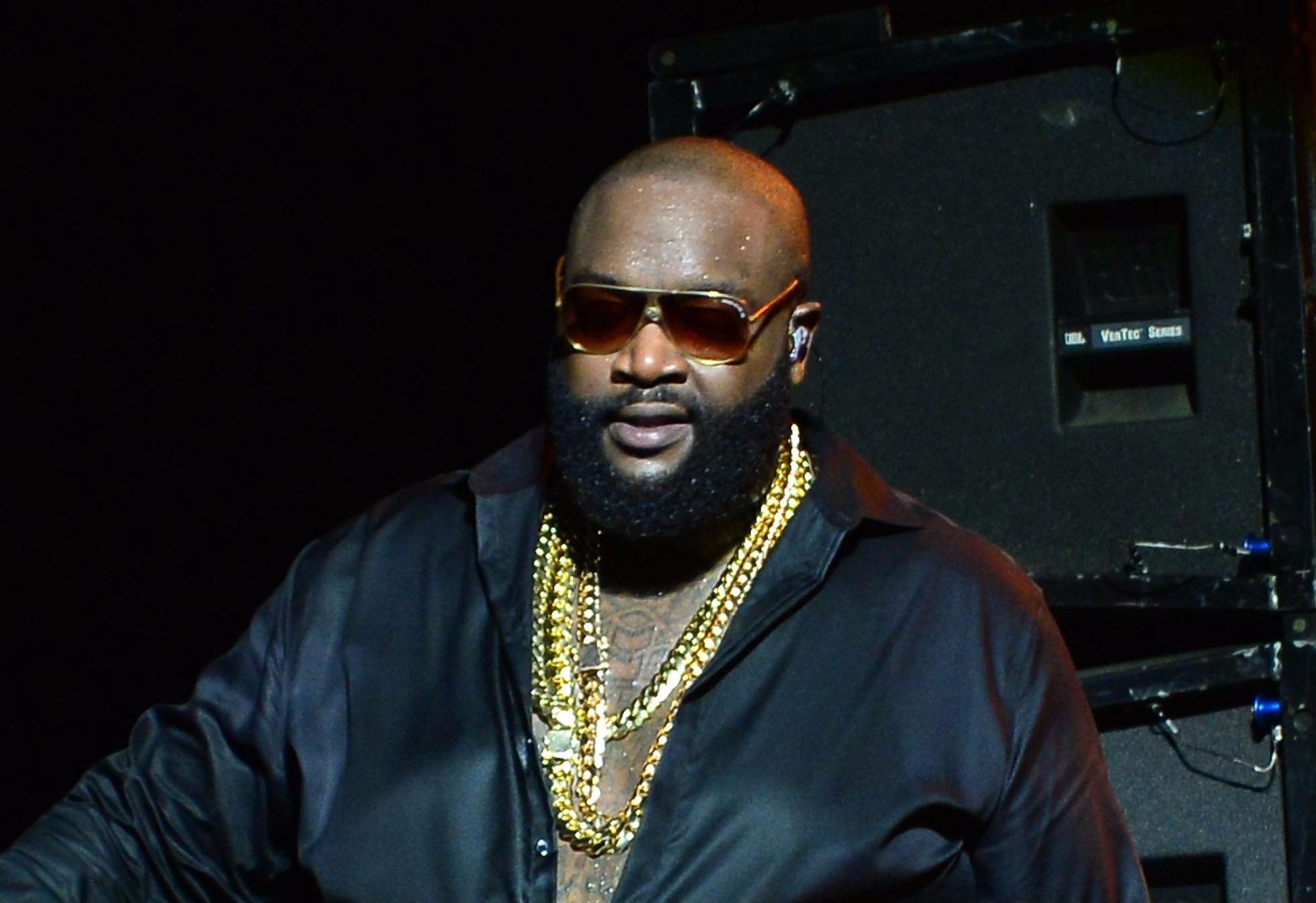 Rick Ross Mourns Loss Of Manager Black Bo