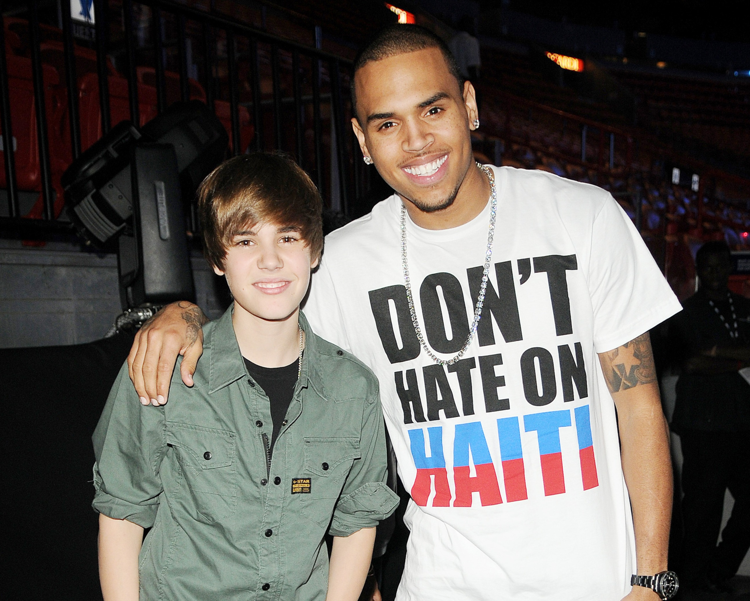 Justin Bieber Gets Support From Game After Comparing Chris Brown To Tupac