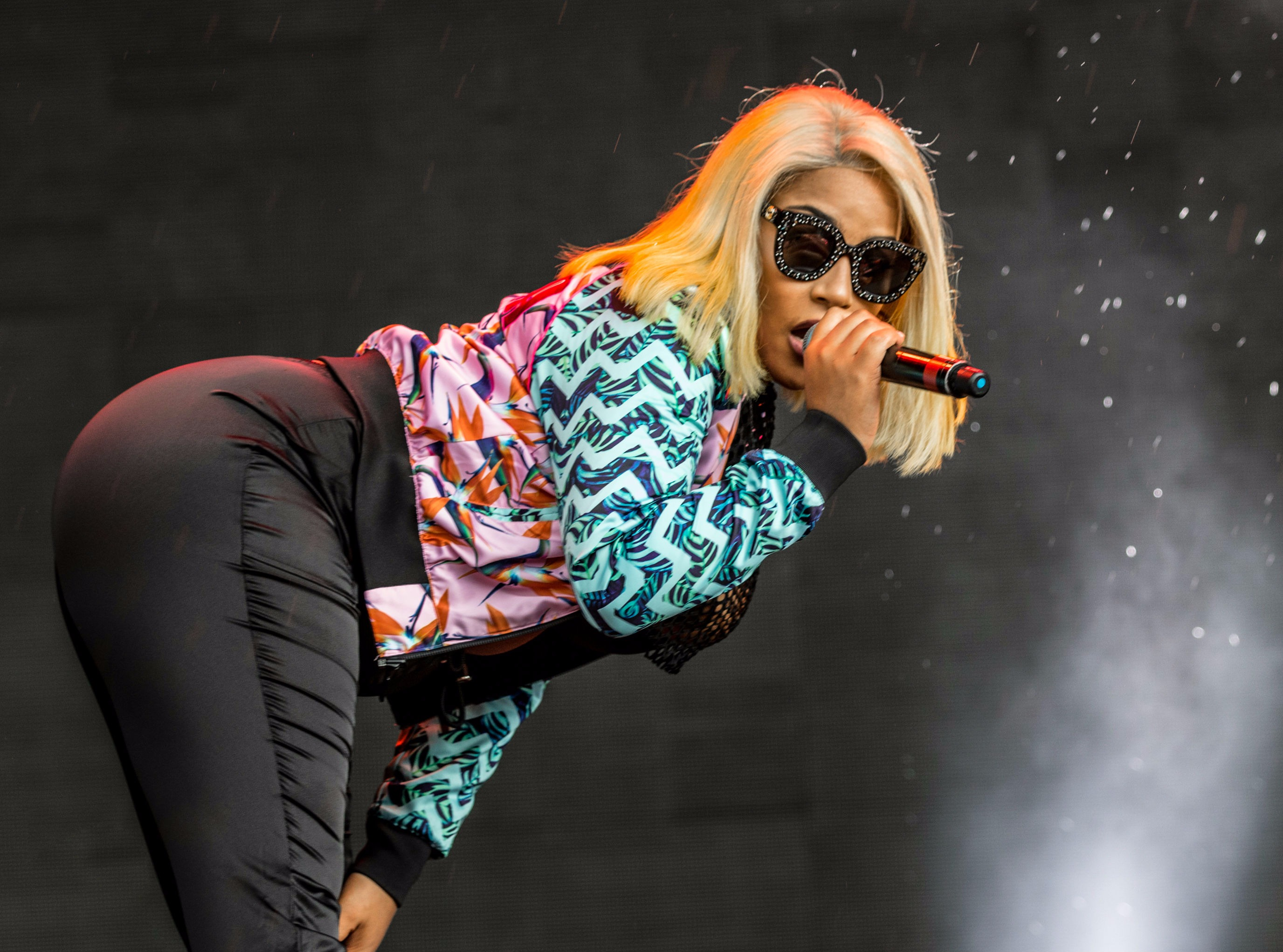 Rising Rapper Stefflon Don Brushes Off Comparisons To