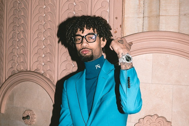 PnB Rock Earns First Top 10 Album On Billboard 200 With 'TrapStar Turnt PopStar'