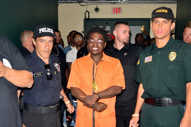 Federal Investigators Reportedly Looking To Link Kodak Black To Florida Shooting
