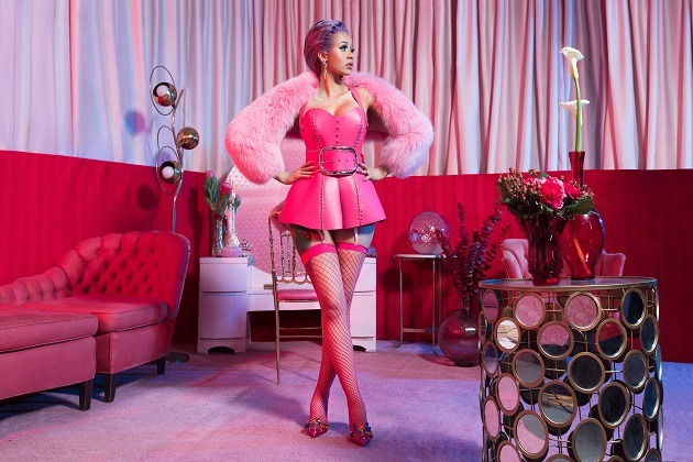 Cardi B Responds To Reports She's Launching A Television Talk Show