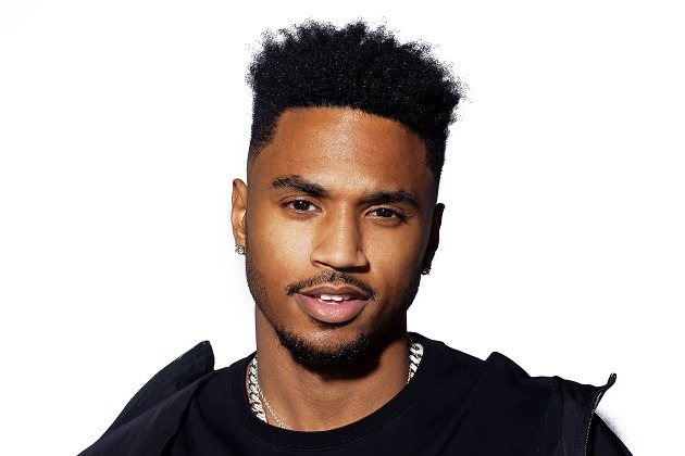 Trey Songz Reveals A Face Picture Of His Newborn Son Noah