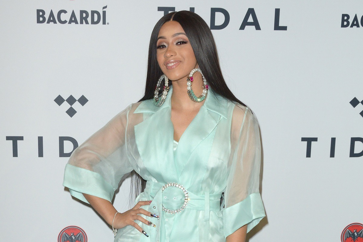 Cardi B Explains Why Her Baby Is Named Kulture On Twitter: Cardi B Explains Why She Almost Panicked When Donald Trump