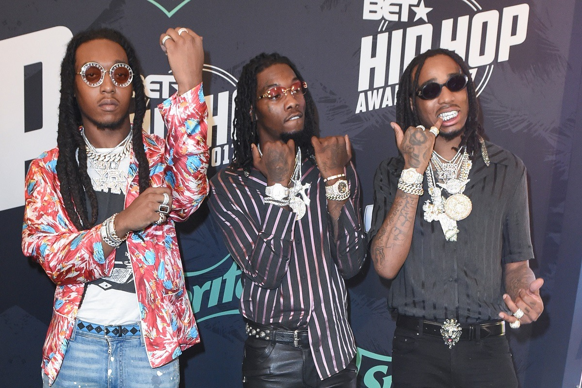 Migos Become Only 5th Rap Group To Earn At Least Two #1 ...