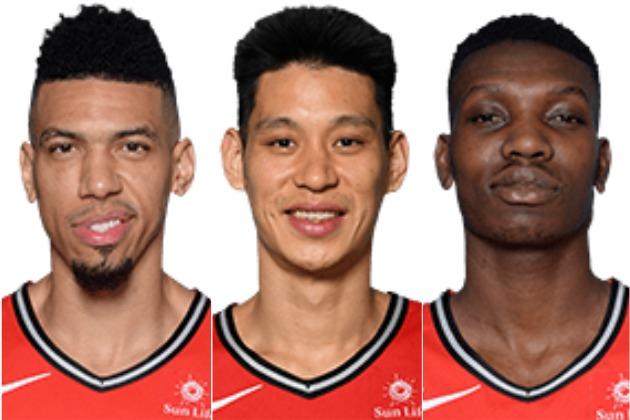 Roc Nation Celebrates Danny Green, Jeremy Lin & Chris Boucher Winning NBA Rings