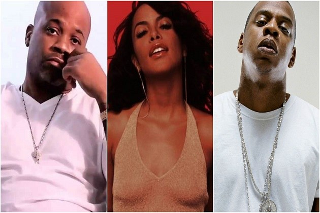 Dame Dash Talks Jay Z Pursuing Aaliyah & His Own Relationship With The Singer (VIDEO)