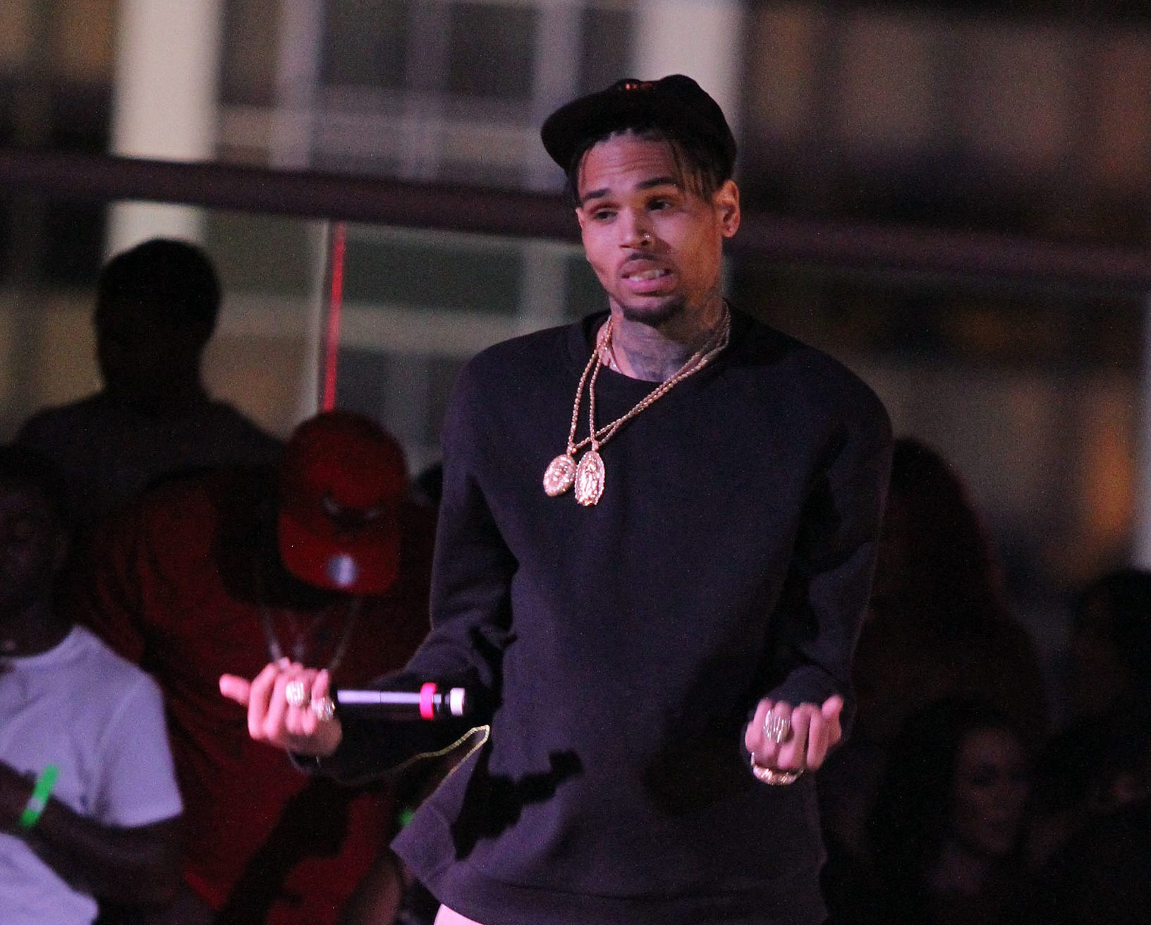 Chris Brown's Baby Mama Says He Got Her Pregnant On ...