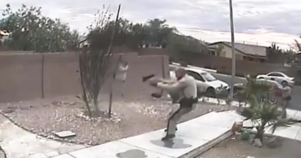 VIDEO: Police Win Gunfight, Turn Suspect Into Human Faucet, Then Stop Leak With Tourniquet