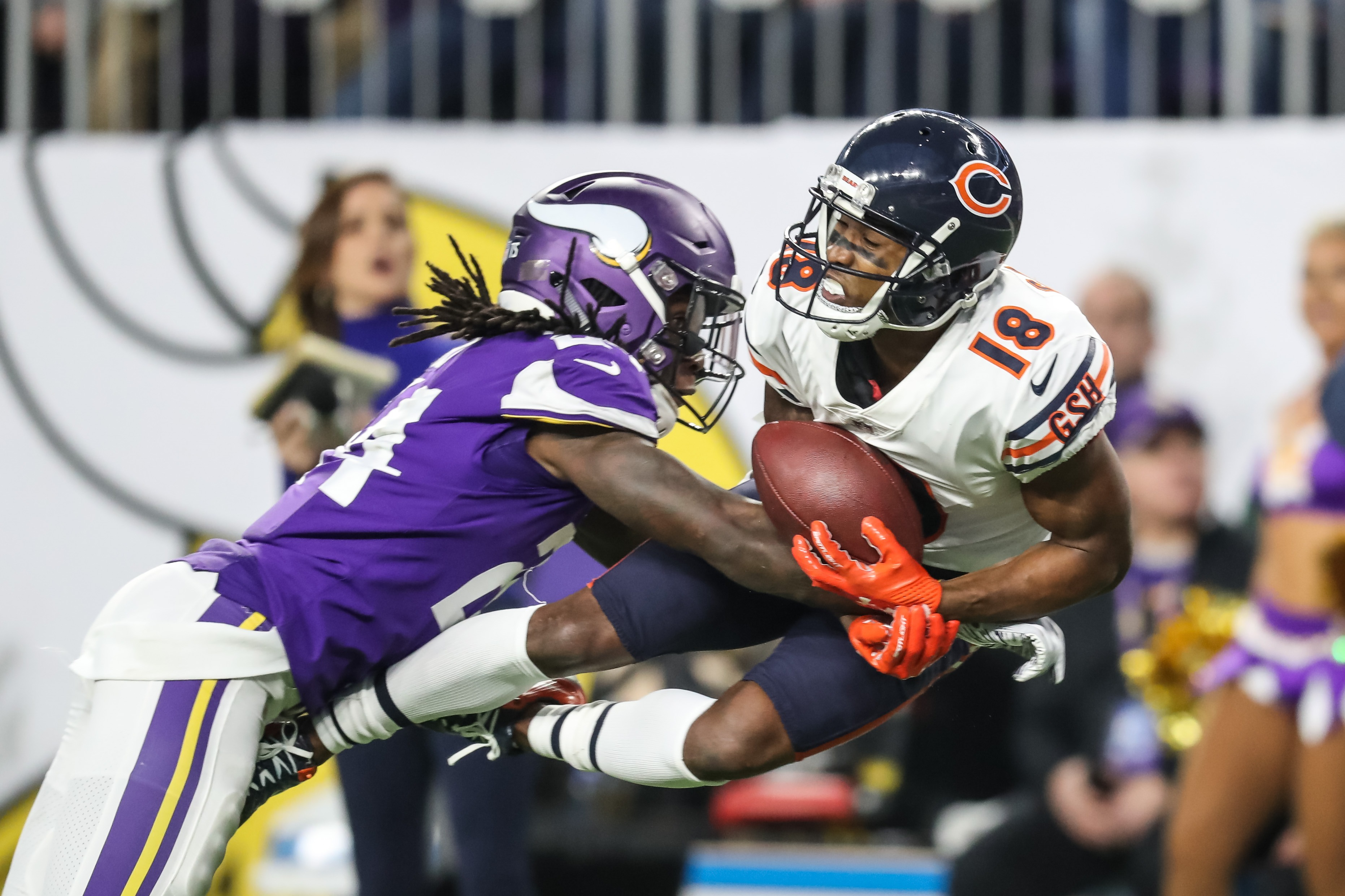 Bears report card:  Playing to win worked out the way Matt Nagy intended