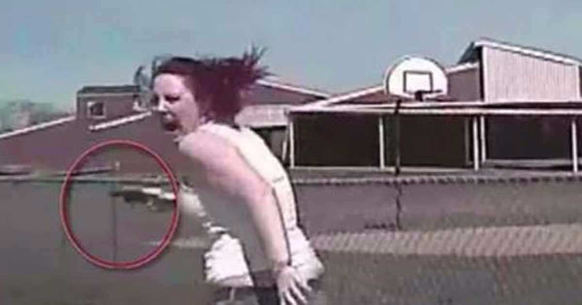 VIDEO: Tulsa Officer Uses Car To Run Down Armed Suspect, Madison Dickson