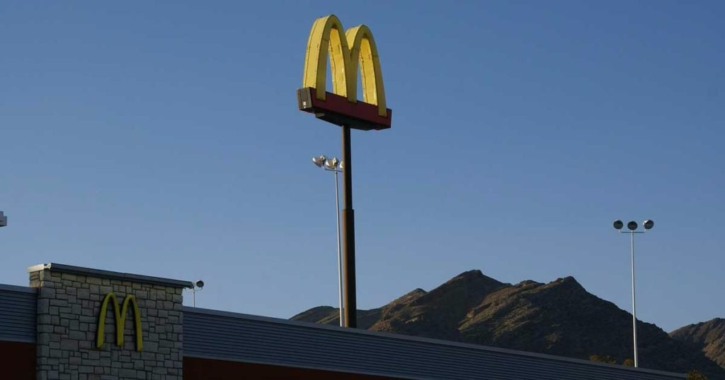 Hampton McDonald's Gives A Great Response To Refusing An Officer Service