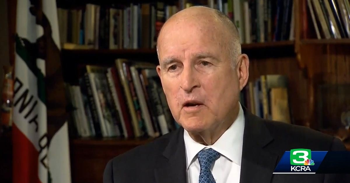 CA Governor Commutes Sentences For 20 Murderers Serving Life Without Parole