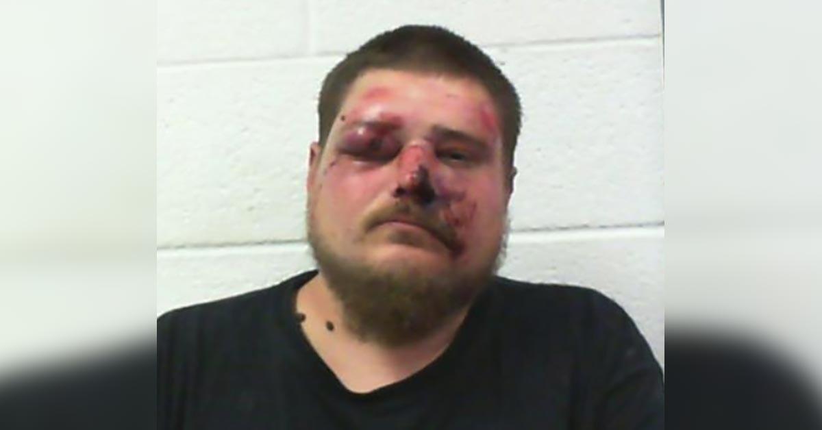 Man Tries To Take Cop's Gun