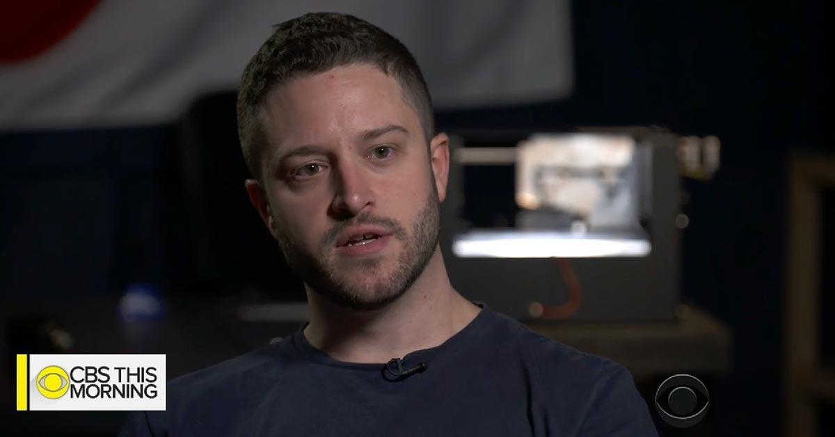 3D Gun Blueprint Creator Arrested For Sex Assault Of Child, Caught In Taiwan
