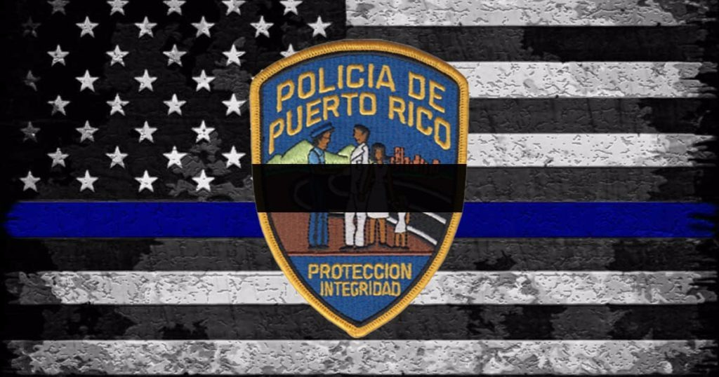 Hero Down: Two Puerto Rico Police Agents Killed In Hurricane Maria