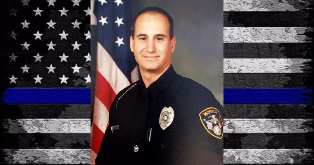 Hero Down: Monroe Police Officer Paul Perrette Killed In Motorcycle Wreck