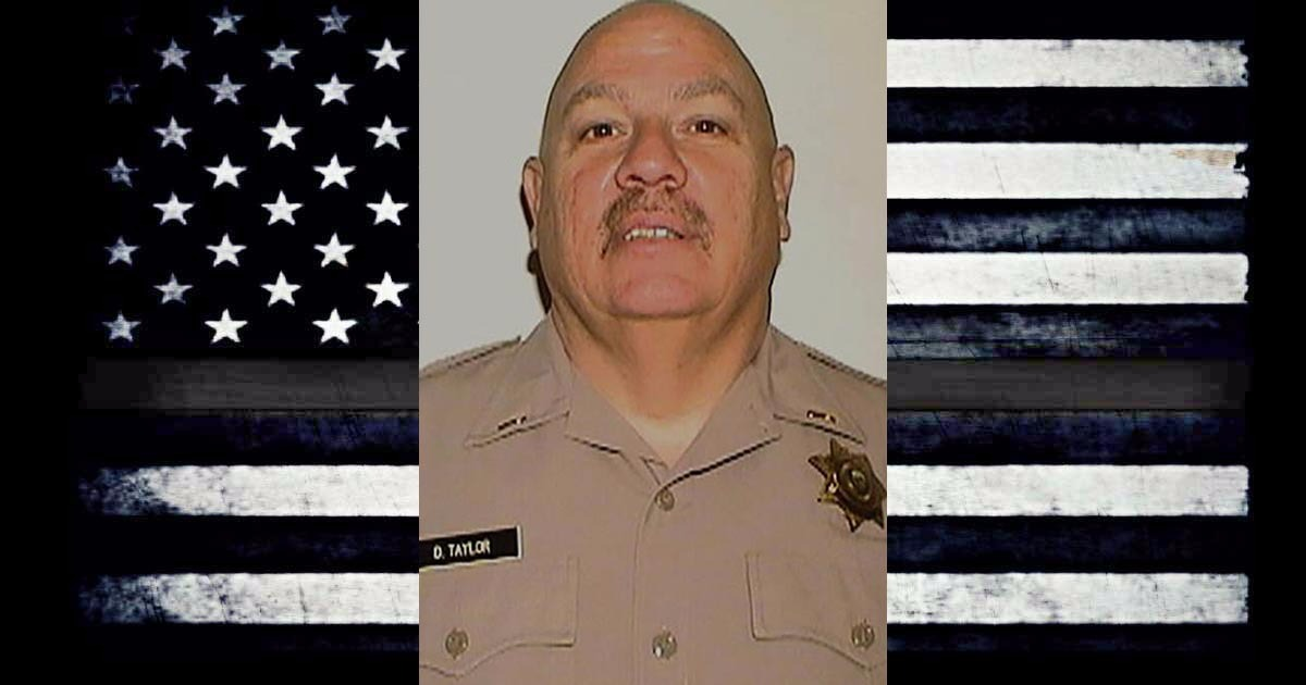 Hero Down: California Correctional Lt. Derrick 'Bo' Taylor Murdered During Las Vegas Shooting